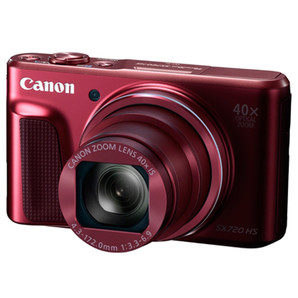 (キヤノン) Canon POWERSHOT SX720HS レッド