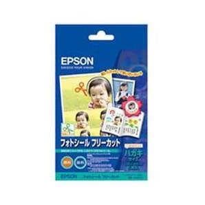 (エプソン) EPSON KH5PFC  フォトシールフリーカット ハガキサイズ 5枚