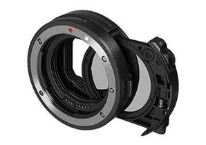 (キヤノン) Canon ドロップインフィルター マウントアダプター EF-EOS R 円偏光フィルター A付