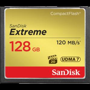 (サンデイスク) SanDisk エクストリーム SDCFXSB-128G-J61 CFカード128GB